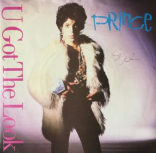 "Prince ‎- U Got The Look (7"") (G+/G++)"